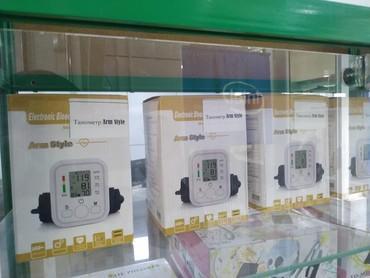 Тонометр omron бишкек - Кыргызстан: Тонометр Тонометр для измерения артериального давления