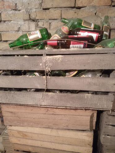 Продам бутылки разные