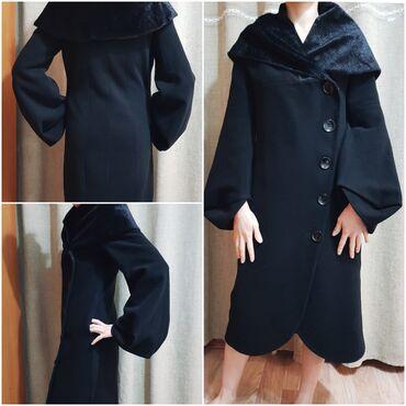 Зимнее турецкое пальто