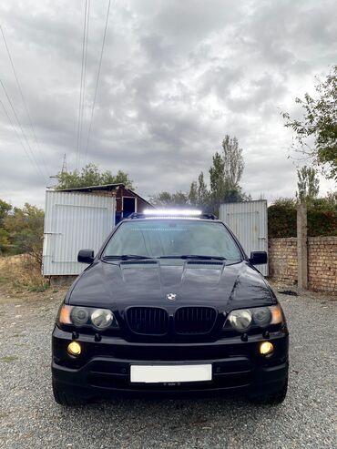 BMW - Бишкек: BMW X5 4.4 л. 2003 | 108000 км