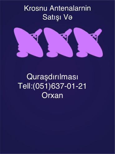 peyk - Azərbaycan: Krosnu ustasi peyk antena ustasi krosna ustasi ehmedli hezi aslanov