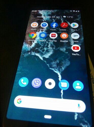Mobilni telefoni - Leskovac: Upotrebljen Xiaomi Mi A2 64 GB crno