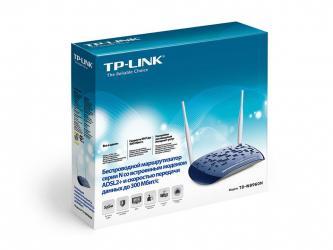 wi fi роутер и модем в Кыргызстан: Tp-link td-w8960n - модем adsl 2/2+, беспроводная точка доступа серии