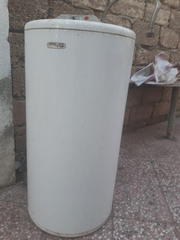 su qizdirici - Azərbaycan: Elektrikli su qizdirici. 100 Litrlik. islek veziyyetdedir