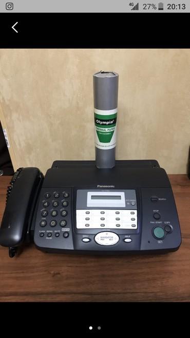 Срочно продаю 3штуки факс панасоник в Бишкек