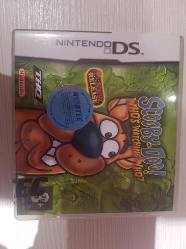 Scooby-Doo! για nintendo ds. (+5 ευρώ μεταφορικά)