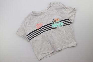 Жіноча футболка з принтом Bershka, р. S   Довжина: 40 см Ширина плечей