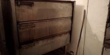 Хлебобулочное печка, жарочный шкаф. 18000сом. в Бишкек