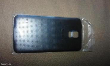 Samsung galaxy s5 zadnji poklopac nov..... Crni - Belgrade