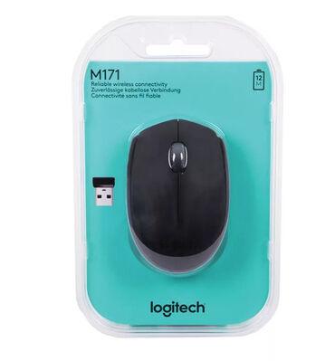 мышка-бишкек в Кыргызстан: Беспроводная мышка Logitech M171 Одна маленькая, но очень гордая мышка