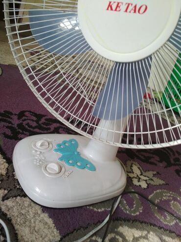 Вентилятор ОТЛИЧНО работает. Имеется таймер и 3 разных скоростей и