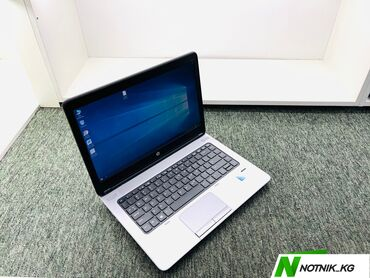 дискретная видеокарта для ноутбука купить в Кыргызстан: Ультрабук HP-модель-probook G-процессор-core