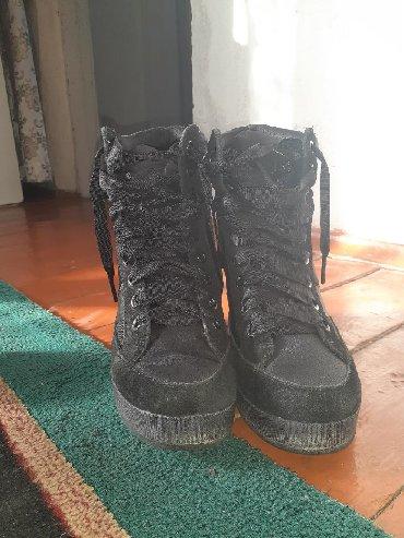 Ботильоны в Кыргызстан: Обувь покупала в Италии очень качественная замша и атлас или меняю