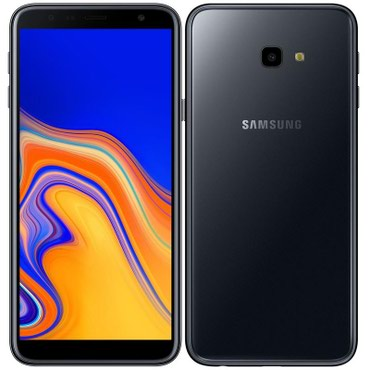 Samsung J4 Plus 32gb,Black - Bakı