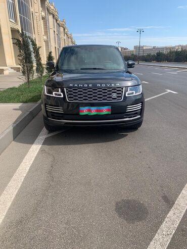 Land Rover - Azərbaycan: Land Rover Range Rover Evoque 4.4 l. 2018 | 44000 km