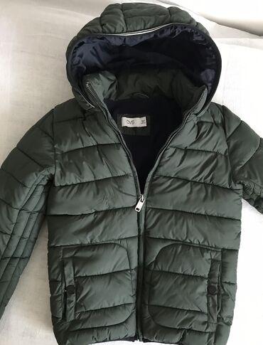 Dečije jakne i kaputi   Nis: Zimska jakna za dečaka vel 134 ( 8-9)Veoma toplo postavljena