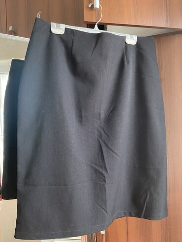 Юбка на весну для работы/учебы. Размер 56 от фирмы Александра
