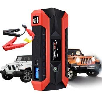 Автономное Пуско-Зарядное устройство для Автомобилей Multi-Function Ju