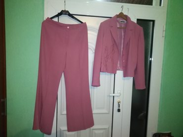 Sako-i-pantalone - Srbija: Komplet sako i siroke pantalone velicina 44. Bez ikakvih ostecenja