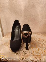biryuzovye tufli в Кыргызстан: Продаю новые туфли 38размера очень удобный