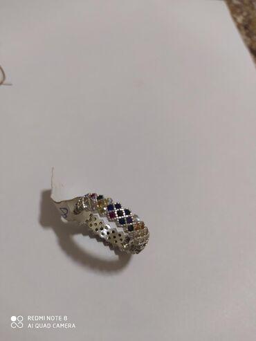Кольцо серебрянный 925й проба 800сом