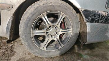 зимние шины купить в Кыргызстан: Меняем универсальную Диску R-15  на Диски Toyota Avensis хоть прос