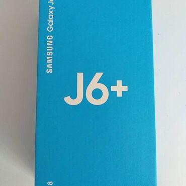 Электроника - Нарын: Samsung Galaxy J6 Plus   32 ГБ   Голубой   Гарантия, Сенсорный, Отпечаток пальца