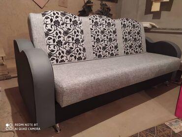 старенький диван в Кыргызстан: Диваны новые раскладные.ватсап есть район восток 5 работаем без