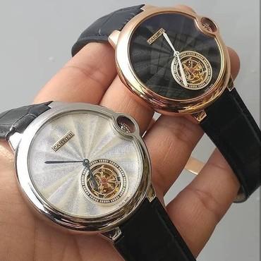 Xırdalan şəhərində Kişi Qara Klassik Qol saatları Cartier