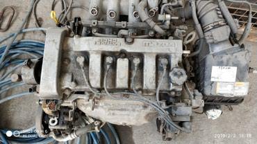 Двигатель с коробкой с навесными Мазда 6.торг.Только звонить в Кок-Ой