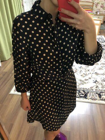 Продаю новое платье Zara с этикеткой.  Размер XS