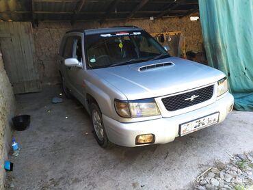 Транспорт - Заря: Subaru Forester 2 л. 1997