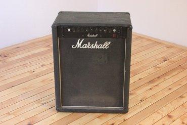 Ostali muzički instrumenti | Srbija: BASS POJAČALO MARSHALLStaro Marshall MB300 bas pojacalo. Na pojacalu