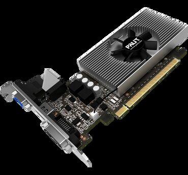 Видеокарта gt 730 1gb в идеальном состоянии palit geforce gtx nvidia