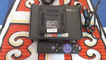 Projektori | Srbija: T10 mini-uredjaj koji obican TV pretvara u androi TV-e.Uz uredjaj ide