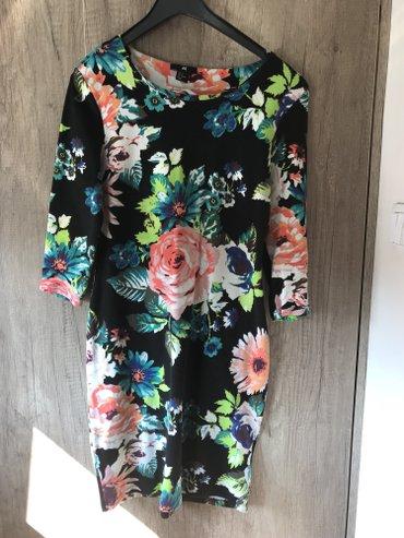 H&M haljina, obucena jednom. Od debljeg pamuka. - Belgrade
