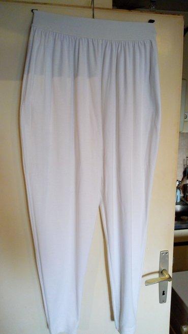Moderne sire nove pamucne pantalone..gore je lastih sirok..univerzalna - Kraljevo