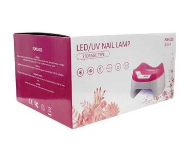 Stalak - Srbija: Uv led lampa za nokte + stalak za pribor 110w Uv led lampa za nokte s