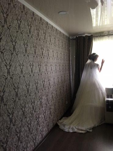 Продаю очень красивое свадебное в Бишкек