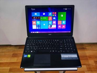 Acer Azərbaycanda: Acer E1 Core i3/RAM 6GB/NVIDIA GEFORCE 740M-2GBAcer Noutbuk ideal