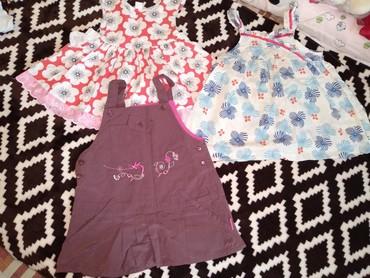 Детские платья в Кыргызстан: Продам летние платья в отличном состоянии. На малышку примерно с 9-18
