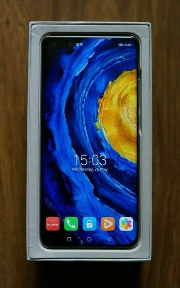Электроника - Талас: Huawei P40 Pro | 256 ГБ Б/у | Гарантия