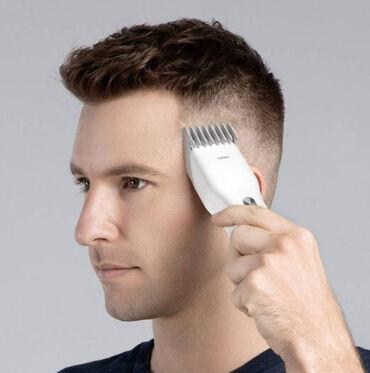Машинка для стрижки волос Xiaomi Enchen Boost Hair Trimmer, White