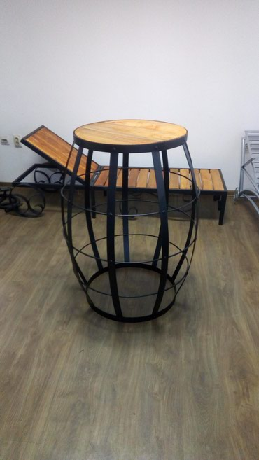 Barski sto. Dimenzija:105x60cm - Belgrade