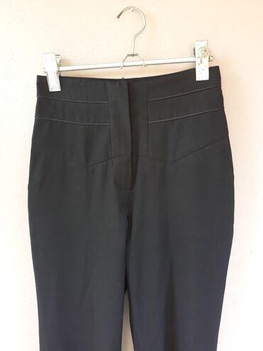Elegantne pantalone - Srbija: NOVE ne nošene pantalone elegantne Extra dubok struk Velicna