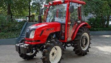 ОСОО НУРАС-ТУР. Dongfeng 554 трактор на заказ. Цена договорная