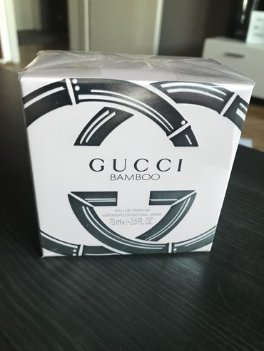 GUCCI EdP Bamboo 75ml - Belgrade