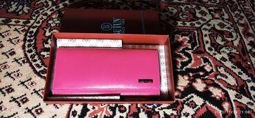 """Продается женский кожаный кошелек турецкого бренда """"Butun"""". Отличного"""