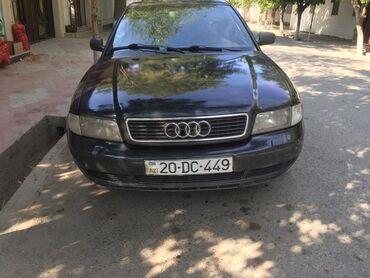 audi 80 1 8 quattro - Azərbaycan: Audi A4 1.8 l. 1996 | 350000 km