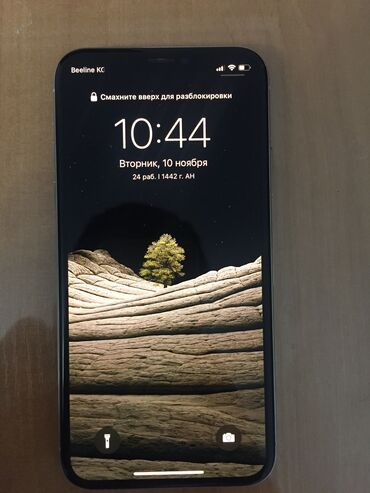 Б/У iPhone X 64 ГБ Белый